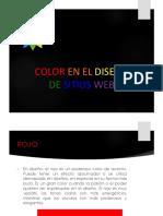 Color en El Diseño de Sitios Web