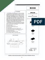 MC 145106FN datasheet