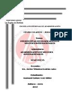 Perspectivas Geográficas en Los Negocios Internacionales