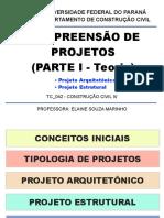 Guia para interpretação de projetos arquitetônicos e estruturais