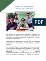 FUNCIONES DEL DIRECTOR EN LA.docx