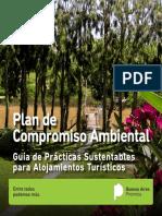 Guia Provincia de Buenos Aires en Alojamientos Turísticos Sustentables ATS 2018