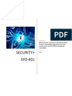 Comptia Security Sy0 401 Cbtnuggets1