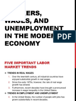 ECON 3.1 Workers Wages Unemployment in the Modern Economy