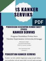 PKRS KANKER SERVIKS