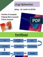 ppt fisiologi kehamilan