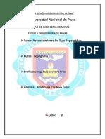 Informe-1 Reconocimiento de Equipos