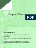 Lengua Aimara (1)