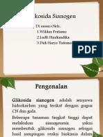 Glikosida Sianogenik