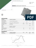 Cmt-1603-Smt Datasheet - Piezo Buzzer Transducer _ Cui Inc