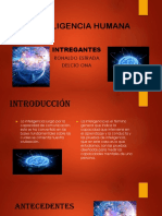 La Inteligencia Humana (Exposicion)
