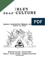 Berle's Self Culture 01