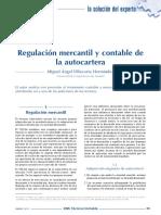 Regulacion Mercantil de La Autocartera