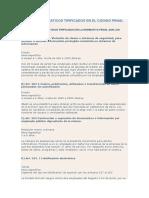 Delitos Informaticos Tipificados en El Codigo Penal Ecuatoriano