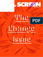 """Kill Screen, Vol. 1, Issue 6, """"The Change Issue"""""""
