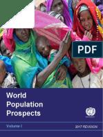 WPP2017 Volume I Comprehensive Tables