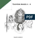 History Manual Grade 4 to 8 2012