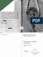 Barnes Barry y Kuhn Thomas, Estudios Sobre Sociologia de la Ciencia.pdf