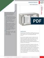 DBA12630 Interlock Monitor