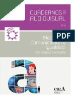 CAA Cuaderno 4. Medios de Comunicación e Igualdad