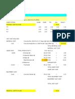 Cost Comparison 5-5-18