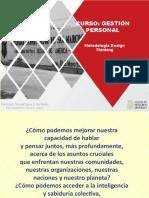 2.Gestión Personal - Design Thinking