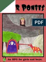 Lazer ponies