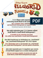 Smallworld Tunnels Rules
