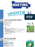 07032017 Marketing Updates