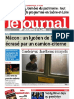 Le Journal 10 Septembre 2010