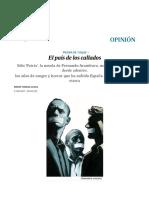 17.02.05 Terrorismo El País de Los Callados (Sobre Patria)
