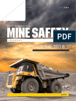 Safety Mining Advertising - AMSJ Media Kit 2018