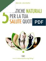 eBook Gratuito Pratiche Naturali