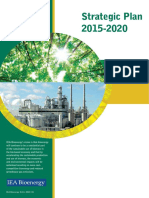 Iea Bioenergy Strategic Plan 2015 2020