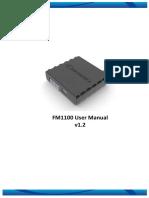 FM1100 User Manual v1 2
