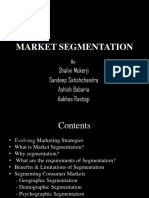 Market Segment at i On