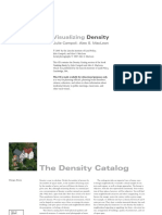 Visualizing Density Catalogue