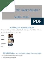 Sukh Dukh - A Thought