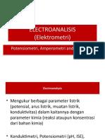 ELECTROANALYSIS 2010