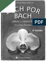 Bach Por Bach - Edward Bach