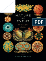 (Thought in the Act) Didier Debaise-Nature as Event_ the Lure of the Possible-Duke University Press (2017)