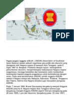 maklumat asas Negara-negara Asean 2017