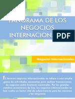 Sesión 1 - Internacionalización de La Empresa