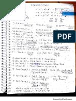 Trigo Ss Bharti class notes
