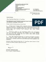 Contoh Pelaksanaan Audit Proses