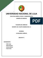 Realismo juridico informe.docx