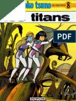 Yoko Tsuno - 08 - Les Titans