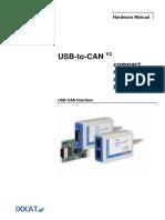 Usb to Can v2 Manual English