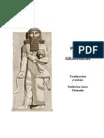 ANONIMO Poema de Gilgamesh1