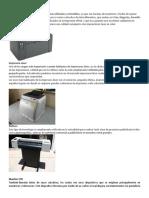 Impresora y Monitores
